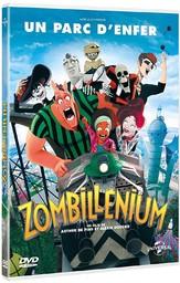 Zombillenium / Arthur de Pins, real., aut. adapté | Pins, Arthur de. Metteur en scène ou réalisateur. Antécédent bibliographique