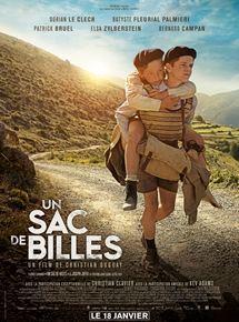 Un sac de billes / Christian Dugay, real, scénario, dialoguiste   Duguay, Christian (1957-....). Metteur en scène ou réalisateur. Scénariste. Dialoguiste