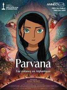 Parvana : Une enfance en Afghanistan / Nora Twomey, real.   Twomey, Nora. Metteur en scène ou réalisateur