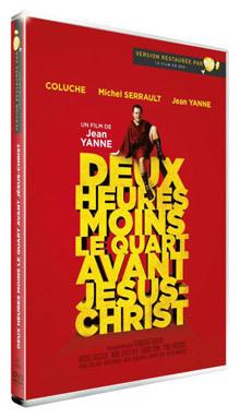 Deux heures moins le quart avant Jésus-Christ / Jean Yanne, scénario, real. | Yanne, Jean. Metteur en scène ou réalisateur. Scénariste. Compositeur