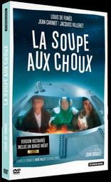 La soupe aux choux / Jean Girault, real. | Girault, Jean (1924-1982). Metteur en scène ou réalisateur