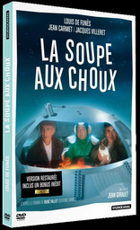 La soupe aux choux / Jean Girault, real.   Girault, Jean (1924-1982). Metteur en scène ou réalisateur