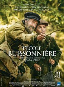 L'école Buissonnière / Nicolas Vanier, scénario, real. | Vanier, Nicolas. Metteur en scène ou réalisateur. Scénariste