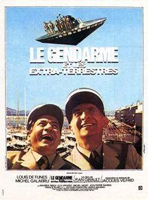 Le gendarme et les extraterrestres. Le gendarme et les gendarmettes / Jean Girault, réal., adapt., scénario   Girault, Jean (1924-1982). Metteur en scène ou réalisateur. Adaptateur. Scénariste