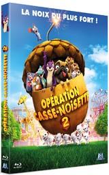 Opération casse-noisette 2 / Cal Brunker, real., scénario | Brunker, Cal. Metteur en scène ou réalisateur. Scénariste