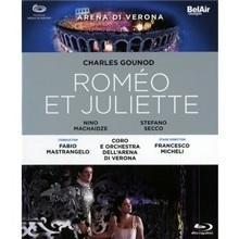 Roméo et Juliette / Andy Sommer, real. | Sommer, Andy. Metteur en scène ou réalisateur