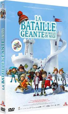 La bataille géante de boules de neige / Jean-François Pouliot, réal. | Pouliot, Jean-François. Metteur en scène ou réalisateur