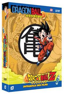 Dragon Ball et Dragon Ball Z, part 1 / Daisuke Nishio, réal.   Nishio, Daisuke. Metteur en scène ou réalisateur