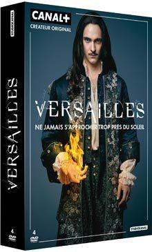 Versailles, saison 1 / Christoph Schrewe, Daniel Roby, Jalil Lespert, Thomas Vincent, réal. |