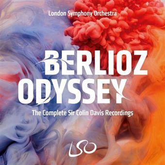 Berlioz odyssey : The complete Sir Colin Davis recordings / Hector Berlioz, comp. | Berlioz, Hector. Compositeur