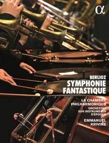 Symphonie fantastique / Hector Berlioz, comp.   Berlioz, Hector. Compositeur