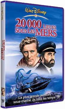 20 000 lieues sous les mers / Richard Fleischer, réal.   Fleischer , Richard. Metteur en scène ou réalisateur
