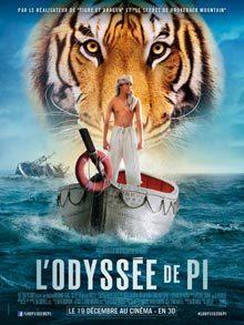 L'odyssée de Pi / Ang Lee, réal.   Lee, Ang. Metteur en scène ou réalisateur