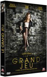 Le grand jeu / Aaron Sorkin, réal.   Sorkin, Aaron. Metteur en scène ou réalisateur