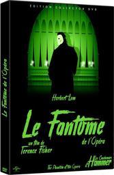 Le fantôme de l'opéra / Terence Fisher, réal. | Fisher, Terence. Metteur en scène ou réalisateur