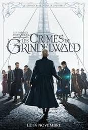 Les animaux fantastiques : Les crimes de Grindelwald / David Yates, réal. | Yates, David. Metteur en scène ou réalisateur