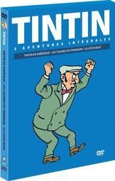 Tintin, 3 aventures intégrales / Stéphane Bernasconi, réal.   Bernasconi, Stéphane. Metteur en scène ou réalisateur