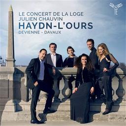 Haydn - L'ours / Joseph Haydn, comp. | Haydn, Joseph. Compositeur