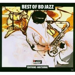 Best of BD jazz / Anita O'Day, Ella Fitzgerald, Billie Fitzgerald... [et al.], musicien   Bonnett, Christian. Compilateur