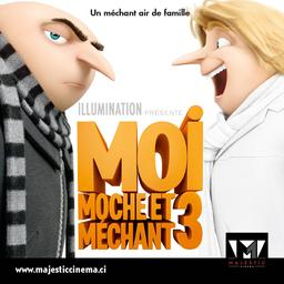 "Bande originale du film ""Moi, moche et méchant 3"" : ""Despicable me 3"" / Pharrell Williams, comp. 