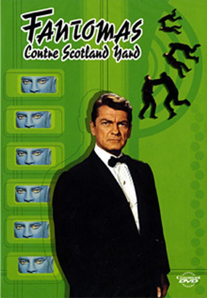 Fantomas contre Scotland Yard / André Hunebelle, réal. |