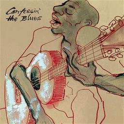 Confessin' the blues / Muddy Waters ; Howlin' Wolf ; John Lee Hooker... [et al.], musicien   Rolling Stones. Compilateur