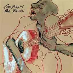 Confessin' the blues / Muddy Waters ; Howlin' Wolf ; John Lee Hooker... [et al.], musicien | Rolling Stones. Compilateur