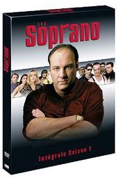 Les Soprano, saison 1 / David Chase, réal., aut. adapté, scénario | Chase, David. Metteur en scène ou réalisateur. Antécédent bibliographique. Scénariste