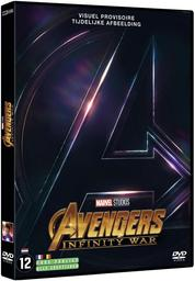 Avengers : Infinity War / Jo Russo, réal. | Russo, Jo. Metteur en scène ou réalisateur