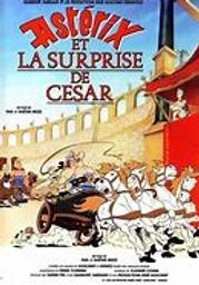 Asterix et la surprise de César / Gaëtan Brizzi, réal.   Brizzi, Gaëtan. Metteur en scène ou réalisateur