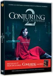 Conjuring 2 : Le cas Enfield / James Wan, réal., scénario | Wan, James. Metteur en scène ou réalisateur. Scénariste