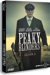 Peaky blinders, saison 3 / Tim Mielants, réal. | Mielants, Tim. Metteur en scène ou réalisateur