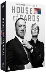 House of Cards, saison 1 / James Foley, réal. | Foley, James. Metteur en scène ou réalisateur