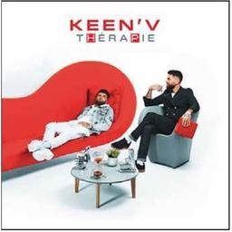Thérapie / Keen'v, aut., comp., chant   Keen'v. Parolier. Compositeur. Chanteur