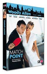 Match point / Woody Allen, réal., scénario | Allen, Woody. Metteur en scène ou réalisateur. Scénariste