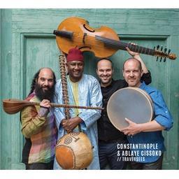 Traversées / Constantinople, groupe instr. | Cissoko, Ablaye. Kora