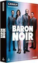 Baron noir, saison 2, épisodes 1 à 3 / Ziad Doueiri, réal.   Doueiri, Ziad. Metteur en scène ou réalisateur