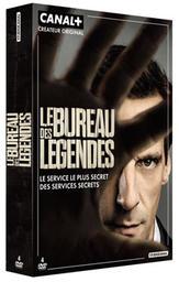 Le bureau des légendes, saison 1 : épisodes 4 à 6 / Eric Rochant, réal., scénario | Rochant, Eric. Metteur en scène ou réalisateur. Scénariste