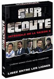 Sur écoute, saison 5 / Joe Chappelle, réal. | Chappell, Jon. Metteur en scène ou réalisateur