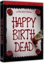 Happy Birthdead / Christopher Landon, réal. | Landon , Christopher. Metteur en scène ou réalisateur