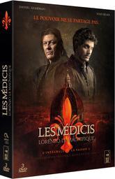 Les Médicis : Lorenzo le magnifique, saison 2 / Jon Cassar, réal. | Cassar , Jon. Metteur en scène ou réalisateur