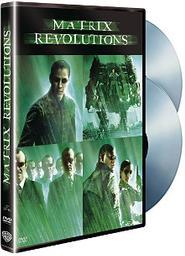 Matrix revolutions / Andy Wachowski, réal., scénario | Wachowski, Andy. Metteur en scène ou réalisateur. Scénariste