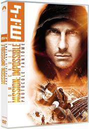 Mission impossible : Protocole fantôme / Brad Bird, réal. | Bird, Brad. Metteur en scène ou réalisateur