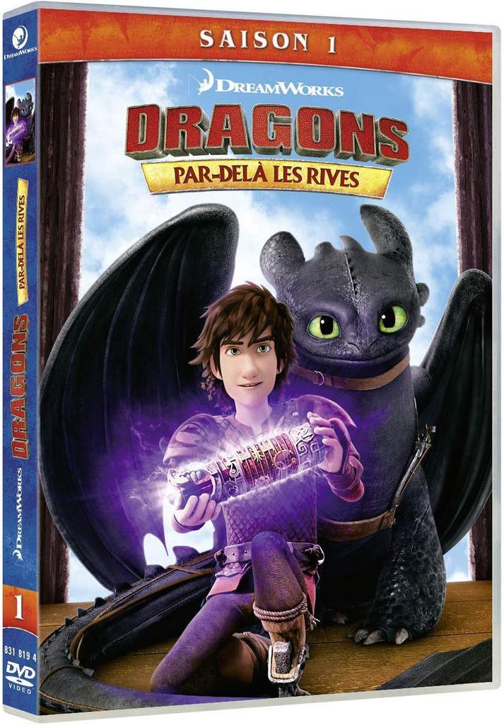 Dragons, par-delà les rives, saison 1 / Chris Sanders, réal.  