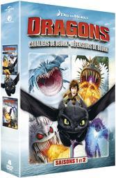 Dragons, saison 1 : Cavaliers de Beurk / Chris Sanders, réal. | Sanders, Chris. Metteur en scène ou réalisateur