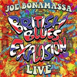 British Blues Explosion / Joe Bonamassa, chant, guit. | Bonamassa, Joe. Chanteur. Guitare