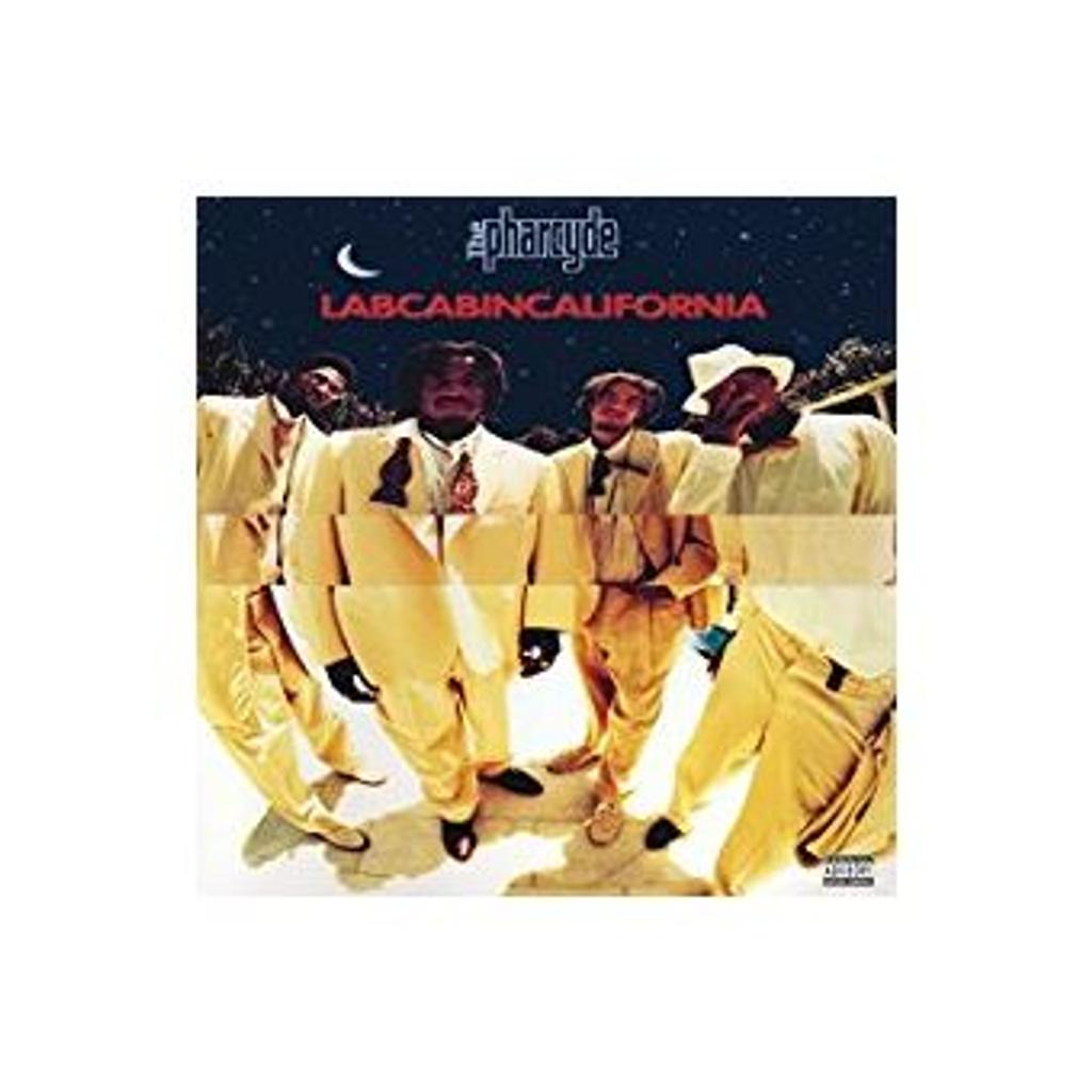 Labcabincalifornia / The Pharcyde, groupe instr. et voc. |