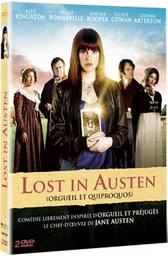 Lost in austen / Dan Zeff, réal.   Zeff , Dan. Metteur en scène ou réalisateur