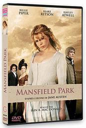 Mansfield park / Iain B. McDonald, réal. | McDonald, Ian. Metteur en scène ou réalisateur