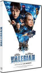 Valerian et la cité des mille planètes / Luc Besson, réal.   Besson, Luc. Metteur en scène ou réalisateur